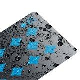Waterproof PVC Speelkaarten 54 stuks Pokerkaarten - Zwart Gladde afwerking_