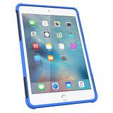 Bandprofiel hoes grip kickstand TPU kunststof iPad mini 4 5 Case - Blauw_
