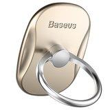 Baseus Telefoongrip 360 graden draaiend - Goud_