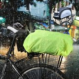 Universele regenhoes rugzak fietstas waterproof - Groen_