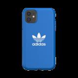 adidas Moulded Case Basic iPhone 11 hoesje - blauw_