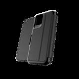 Gear4 Oxford Eco Case Hoesje Booktype voor iPhone 11 Pro - Zwart_
