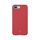 adidas case valbestendig TPU hoesje iPhone 6 Plus 6s Plus 7 Plus 8 Plus - Rood_