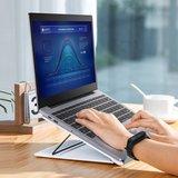 Baseus Mesh Laptop standaard - Maximaal 15 inch_