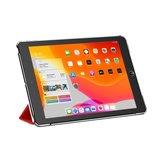 Baseus Jane Hybride iPad 10.2 inch Hoes Tri-Fold - Rood_