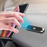 Wozinsky Magnetiche Telefoonhouder Auto Dashboard - Zwart_