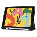 Just in Case Apple iPad 10.2 hoes met Apple Pencil houder - Zwart_