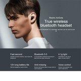Xiaomi Mi AirDots True Wireless Earbuds Draadloze Oortjes met Oplaadcase - Zwart Muziek_