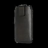 Bugatti Francoforte Universele hoes voor de iPhone - Zwart Bescherming_