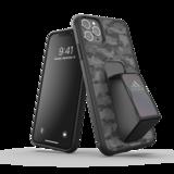 adidas Sport Grip kunststof hoesje voor iPhone 11 Pro Max - zwart camo_