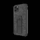 adidas Sport Grip kunststof hoesje voor iPhone 11 Pro Max - zwart fabric_