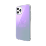 adidas Originals kunststof hoesje voor iPhone 11 Pro - transparant met paars_