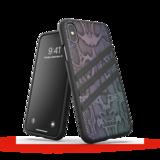 adidas Originals hoesje voor iPhone X en iPhone XS - zwart_