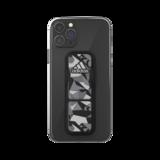adidas SP Universele Gripband Telefoon Formaat S - Zwart Grijs_
