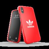 adidas Originals kunststof hoesje voor iPhone X en iPhone XS - rood_