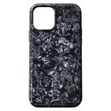 LAUT Pearl kunststof hoesje voor iPhone 12 en iPhone 12 Pro - zwart_