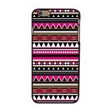 Indianen patroon iPhone 6 Plus 6s Plus hoesje Tribe Tribal Aztec style hardcase_