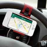 Stuurhouder telefoon auto universele houder voor iPhone GPS Smartphone_
