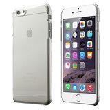 Doorzichtig transparant hoesje iPhone 6 / 6s doorzichtige Hard case cover_