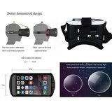 Virtual Reality 3D video bril - iPhone - Samsung - VR BOX_