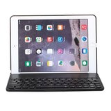 Witspad Bluetooth keyboard cover hoes backlight iPad Air 2 - black case - QWERTY toetsenbord_
