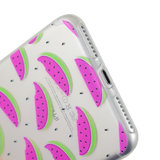 Doorzichtig watermeloen iPhone 7 Plus 8 Plus hoesje case cover_