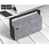 Hoco BS10 Bluetooth Speaker Fabric Grey - Draadoze luidspreker grijs_