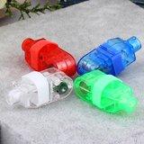 Vingerlampjes 4 kleuren LED feest - Rood Blauw Wit Groen_