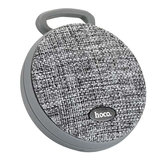Hoco BS7 Bluetooth Speaker Fabric Grey - Draadoze luidspreker grijs_