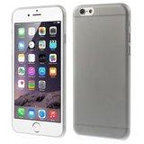 Ultra dunne, stevige 0.3 mm dikke iPhone 6 6s hoesjes - Grijs_