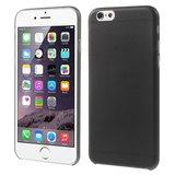 Ultra dunne, stevige 0.3 mm dikke iPhone 6 6s hoesjes - Zwart_