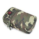 Universele hoes telefoontas schokbestendig voor mobiel - Army Camouflage Groen_
