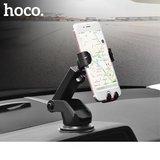 Hoco CA26 Kingcrab Universele telefoonhouder zuignap - Zwart Auto_