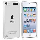 Doorzichtig iPod Touch 5 6 7 hardcase hoesje - Transparant - Dun_