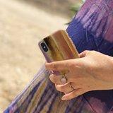 Tinystories Handgeschilderde zonsondergang illustratie hoesje iPhone 7 Plus 8 Plus - Sunset Case_