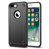 Pro Armor Black beschermend hoesje iPhone 7 Plus 8 Plus - Zwart Case_