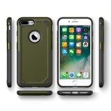 Pro Armor Army Green beschermend hoesje iPhone 7 Plus 8 Plus - Groen Case_