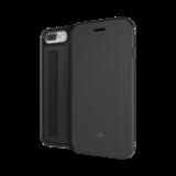 Adidas Folio Grip iPhone 6 Plus 6s Plus 7 Plus 8 Plus met flap - Zwart_