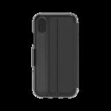 Gear4 Oxford iPhone X XS hoesje - Black Case_