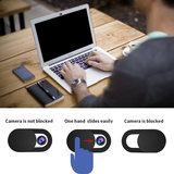 Webcam Covers 3 stuks Privacy Schuifje - Laptop Telefoon Tablet_