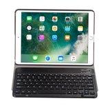 QWERTY Keyboard Case iPad Pro 10.5 inch & iPad Air 3 (2019) - Magnetisch toetsenbord hoes zwart_