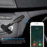 Draadloze Bluetooth Adapter Muziek ontvanger 3.5mm headphone Jack - Carkit Auto Speakers HiFi-systeem_