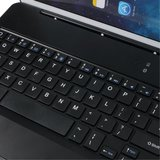 Bluetooth Keyboard case iPad Air 1 - QWERTY Zwart_