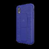 Adidas SP Grip Case FW18 Blauw iPhone XR hoesje - Blauw_
