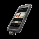 Leef iAccess3 IOS Android microSD Kaartlezer - Dongle Uitbreidbaar geheugen_