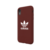 adidas Originals Moulded Case CANVAS hoesje iPhone XR - Rood_
