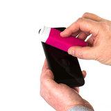 Splash Pure Scherm Schoonmaakspray + Microvezeldoek Telefoonscherm - Roze_