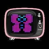 Divoom Tivoo Pixel Art Bluetooth speaker - Roze_