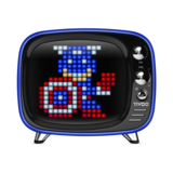 Divoom Tivoo Pixel Art Bluetooth speaker - Blauw_