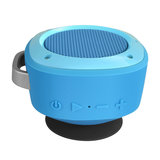 divoom AIRBEAT-10 Bluetooth Speaker - Blauw Zuignap_